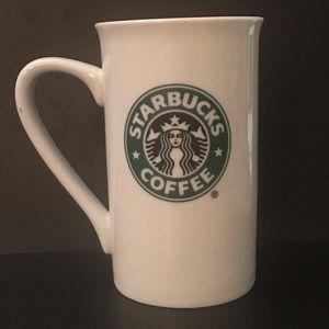 Starbucks tall latte cup